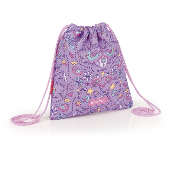 Gabol Bird mochila infantil estampado