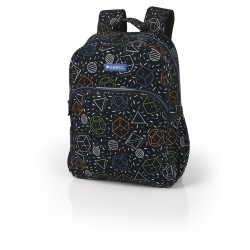Gabol Space mochila backpack 2 dptos.