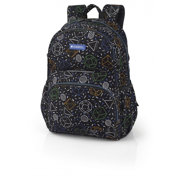 Gabol Space mochila backpack 2 dptos.
