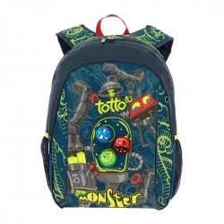 Totto Monster Lerna mochila-2LI