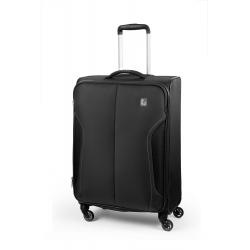 Roncato modo Jet maleta mediana expandible-negro