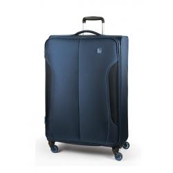 Roncato modo Jet maleta grande expandible-negro