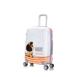 Mafalda Tarifa maleta cabina 4R naranja