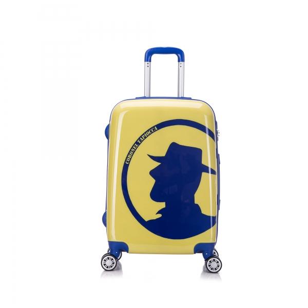 Coronel Tapiocca Bolonia maleta cabina azul