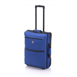 Gladiator Trick maleta cabina 2R- color: azul eléctrico