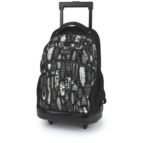 Gabol Hawai mochila adolescente backpack 2 dptos.