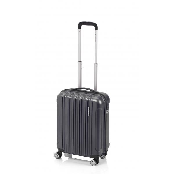 Gladiator Neon Matt maleta cabina gris