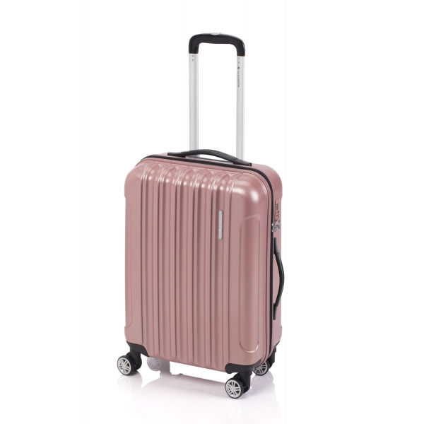 Gladiator Neon Matt maleta mediana rosa