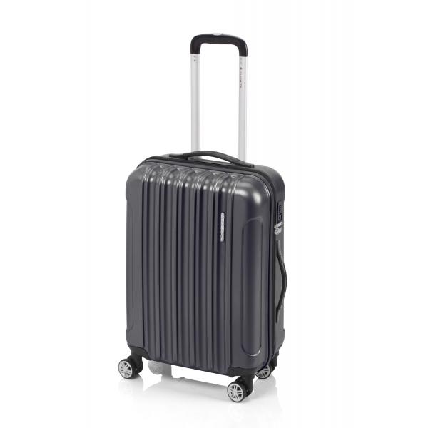 Gladiator Neon Matt maleta grande gris