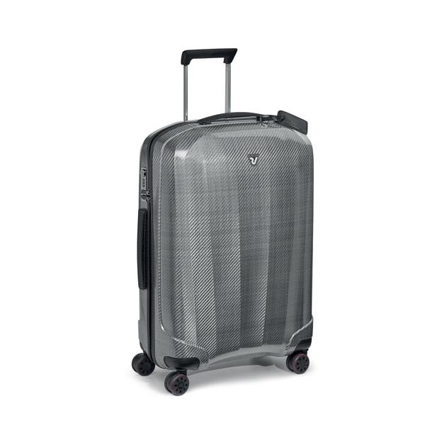Roncato We Are Glam maleta mediana 4R - negro