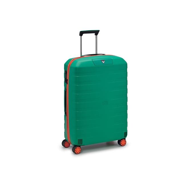 Roncato Box Young maleta cabina 4R - naranja