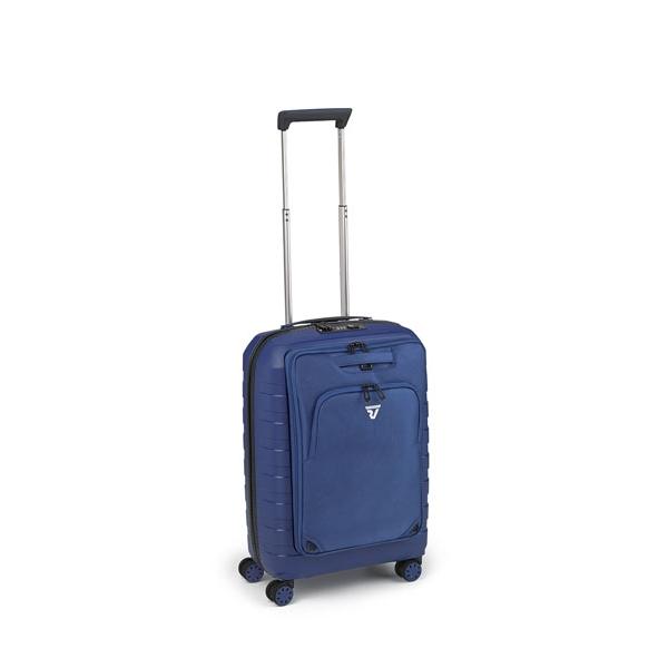 Roncato D-Box maleta cabina 4R-azul