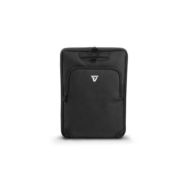 Roncato D-Box mochila adaptable a maleta cabina negro
