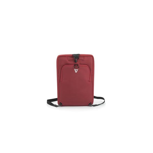 Roncato D-Box mochila adaptable a maleta cabina rojo