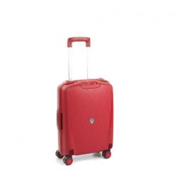 Roncato Light Maleta Cabina 4R rojo