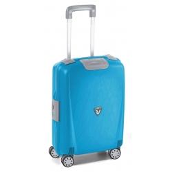 Roncato Light Mala de cabine 4R - cor: azul turquesa