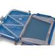 Roncato Light Maleta cabina 4R- color: azul turquesa