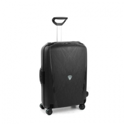 Roncato Light Maleta Mediana 4R Negro