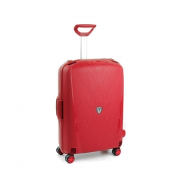 Roncato Light Maleta Mediana 4R Rojo