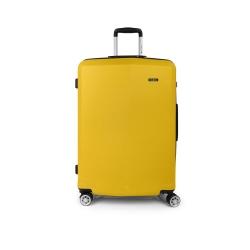 Gabol Mondrian maleta grande 4R - amarillo