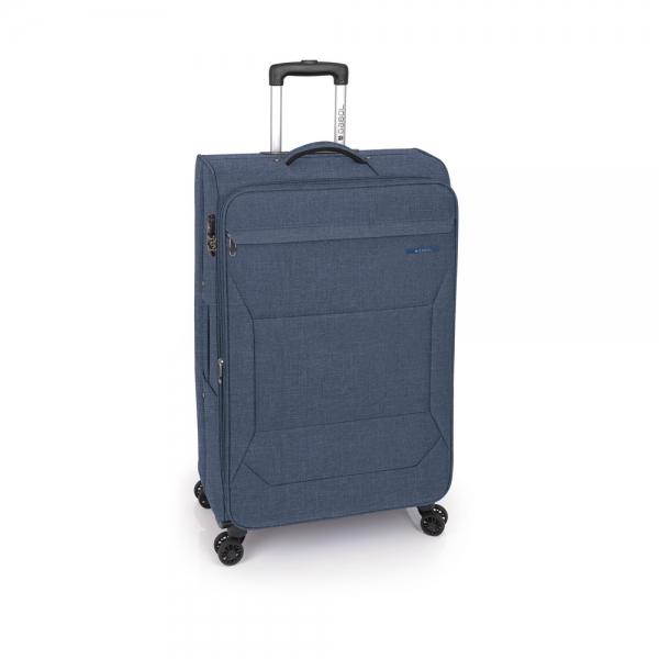 Gabol Board maleta grande 4R azul