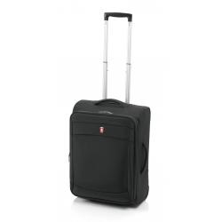 Gladiator Smart maleta cabina 2R extensible negro