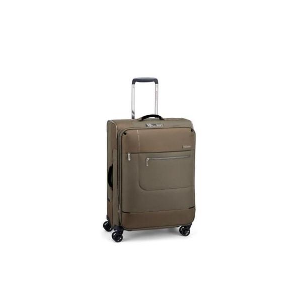 Roncato Sidetrack maleta mediana 4R expandible - negro