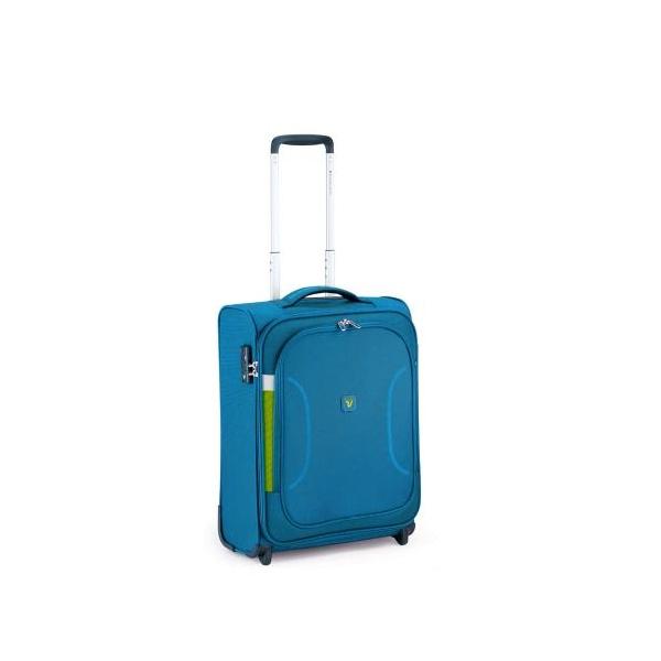 Roncato City Break maleta cabina expandible 2R - negro