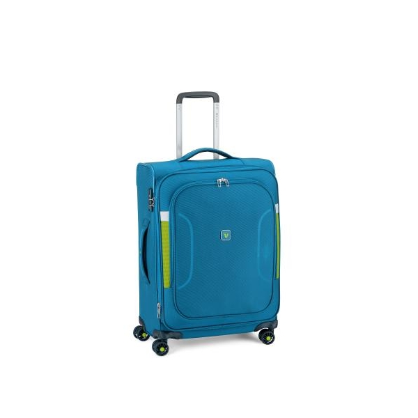 Roncato City Break maleta mediana expandible 4R - negra