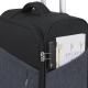 Gabol Saga maleta cabina 4R negro