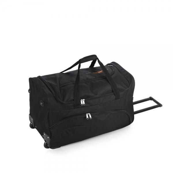 Gabol Week bolso de ruedas grande 66 cms negro