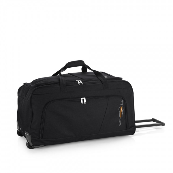 Gabol Week bolso de ruedas grande 73 cms negro