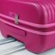 Roncato Modo Vega maleta grande 4R expandible gris oscuro