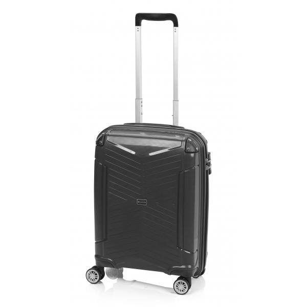 Gladiator Rocklike maleta mediana 4R negro