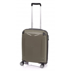 Gladiator Rocklike maleta mediana 4R marrón