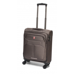Gladiator Veyron Espresso maleta cabina 4R. marrón