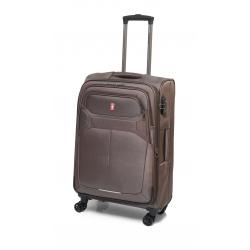 Gladiator Veyron Espresso maleta mediana 4R. marrón