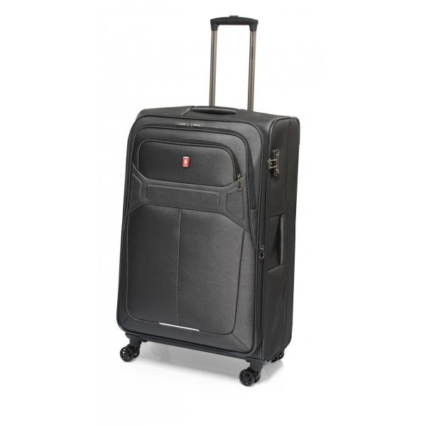 Gladiator Veyron Espresso maleta mediana 4R. gris oscuro