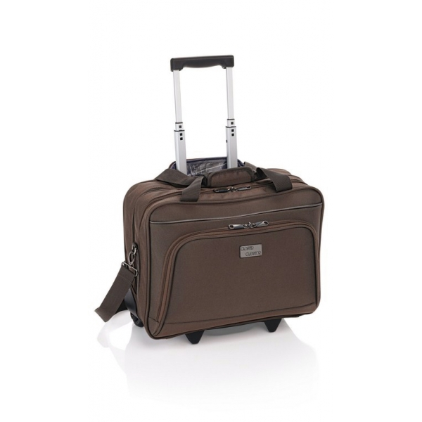 Gladiator Veyron maleta business 2R marrom