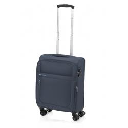 Gladiator Mondrian maleta cabina 4R extensible azul