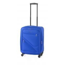 Gladiator Timelapse maleta cabina 4R extensible azul