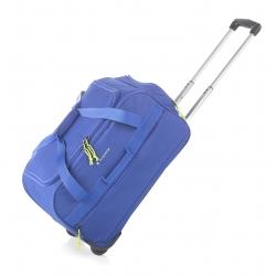 Gladiator Expedition saco de viagem com rodas de 50 cm azul