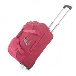 Gladiator Expedition saco de viagem com rodas de 50 cm vermelho