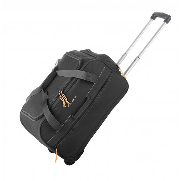 Gladiator Expedition bolsa viaje con ruedas 50 cm. negro
