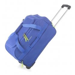 Gladiator Expedition saco de viagem com rodas 67 cm azul