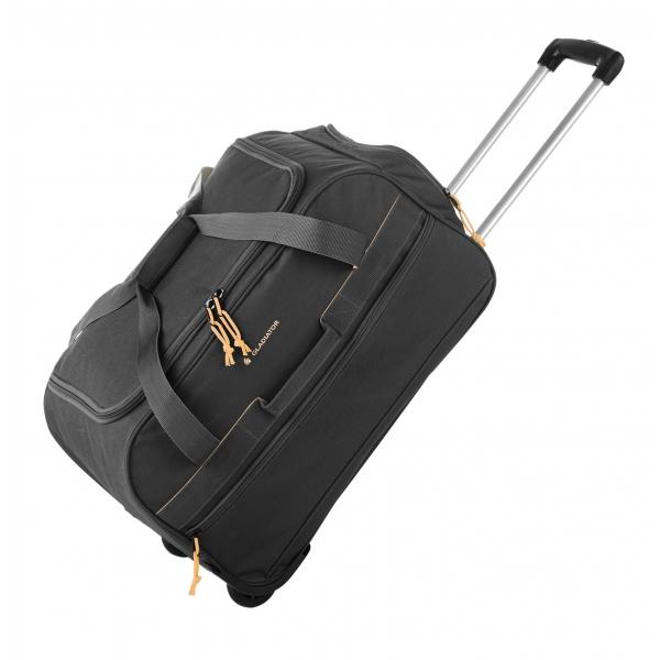 Gladiator Expedition bolsa viaje con ruedas 67 cm. negro