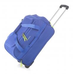 Gladiator Expedition saco de viagem com rodas 80 cm azul