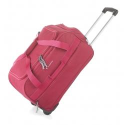 Gladiator Expedition saco de viagem com rodas 80 cm vermelho