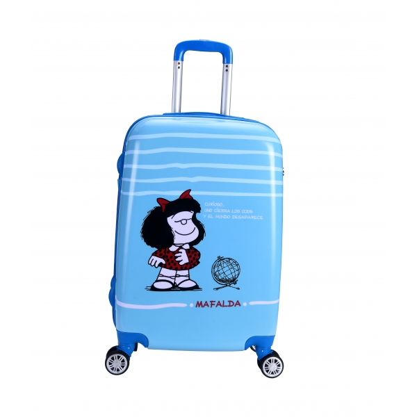 Mafalda Taxa mala de cabine 4R laranja