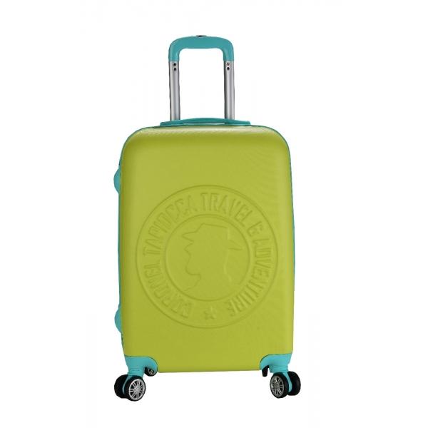 Coronel Tapiocca Aventura maleta cabina azul/amarillo